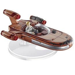 Luke Skywalker's Landspeeder Hot Wheels Starships