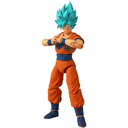 Super Saiyan Blue Goku Ver. 2 Dragon Ball Dragon Stars