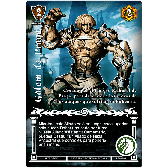 Pack 3 Cartas Promocionales Dominio Mitos y Leyendas