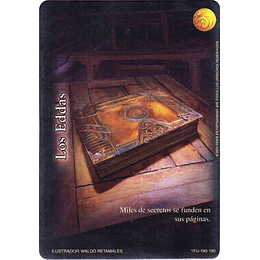 Pack Oro Los Eddas 12 Cartas Mitos y Leyendas