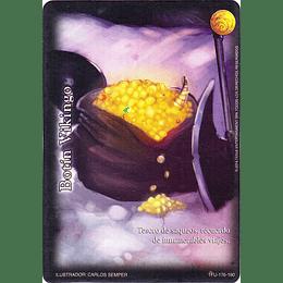 Pack Oro Botín Vikingo 12 Cartas Mitos y Leyendas