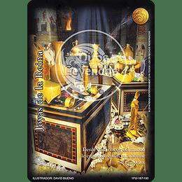Pack Oro Joyas de la Reina 12 Cartas Mitos y Leyendas