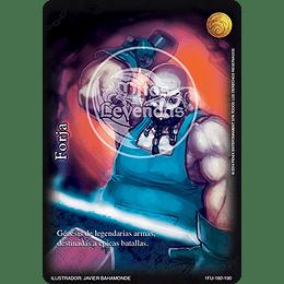 Pack Oro Forja 12 Cartas Mitos y Leyendas