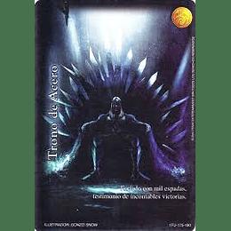 Pack Oro Trono de Acero 12 Cartas Mitos y Leyendas