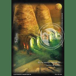 Pack Oro Silos 12 Cartas Mitos y Leyendas