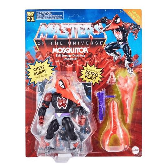 Mosquitor Deluxe Origins Masters of the Universe MOTU