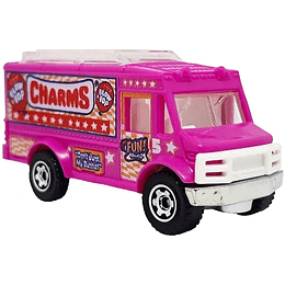 Chow Mobile Charms Candy Series Matchbox