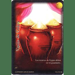 Pack Oro Vasija de Cobre 12 Cartas Mitos y Leyendas