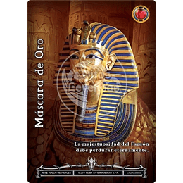 Pack Oro Máscara de Oro 12 Cartas Mitos y Leyendas