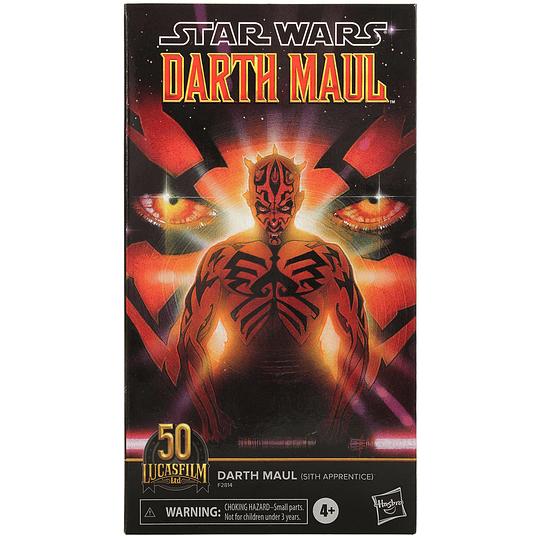 [Exclusive] Darth Maul (Sith Apprentice) The Black Series 6