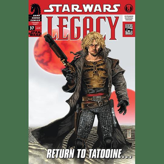 Star Wars Legacy #37
