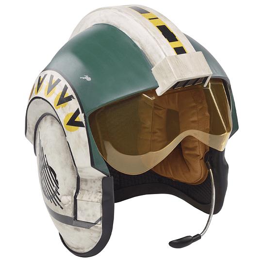 Wedge Antilles Battle Simulation Helmet The Black Series