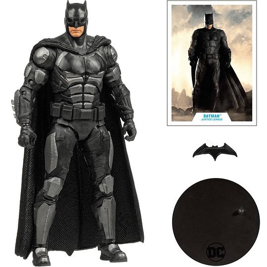 Batman Justice League Snyder Cut DC Multiverse 7