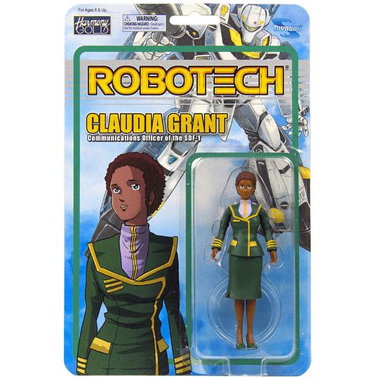 Claudia Grant Series 2 Robotech