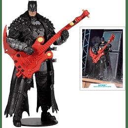 "Batman Death Metal Darkfather BAF DC Multiverse 7"""