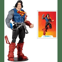 "Superman Death Metal Darkfather BAF DC Multiverse 7"""