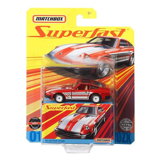 '82 Datsun 280ZX Superfast Matchbox