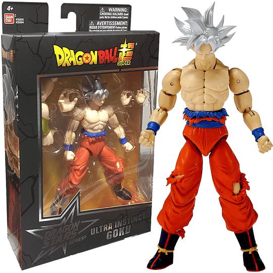 Goku Ultra Instinct Dragon Ball Dragon Stars
