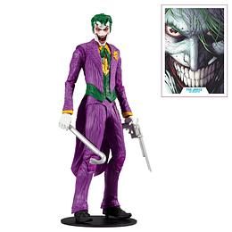 "The Joker DC Rebirth DC Multiverse 7"""