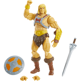 He-Man Masterverse Revelation Masters of the Universe MOTU