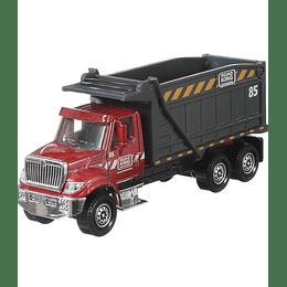International Workstar 7500 Dump Truck Working Rigs Matchbox