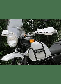 Proteção Punhos  KTM 390 ADVENTURE ('20 -), ROYAL ENFIELD Himalayan ('16 -), YAMAHA XT660R ('04 -) e BAJAJ Dominar 400 com OEM (Equipamento Original)