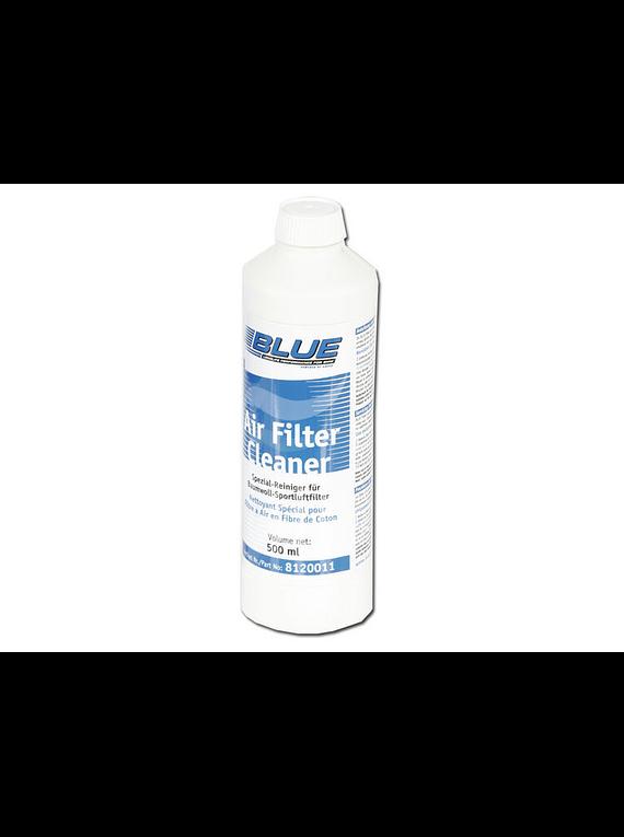 BLUE service filter cleaner