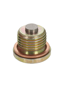 Magnetic sump plug and seal M16 x 1,5