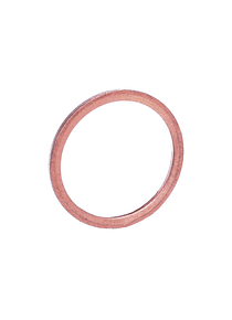 Replacement copper washer  for magnetic sump plug
