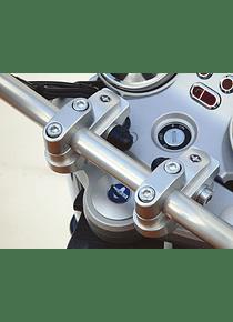 Vario Riser adjustable handlebar riser