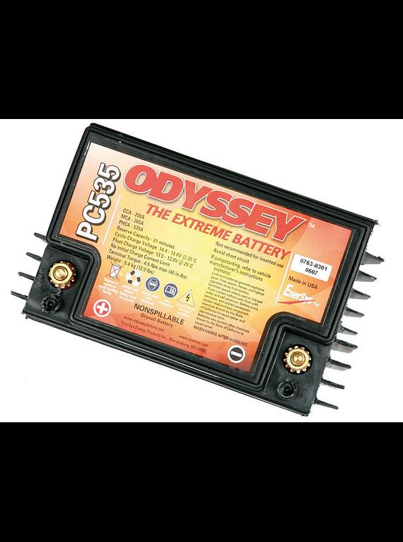 Odysseys pur lead battery PowerPack