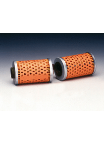 Oil filter hinged w/o oil cooler