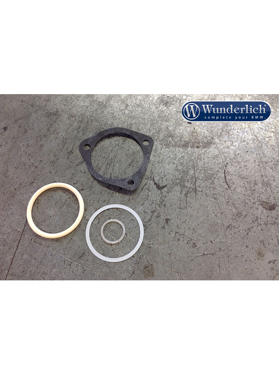Oil filter gasket set