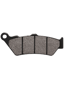 TRW Lucas RAC disc brake pad Sintered metal