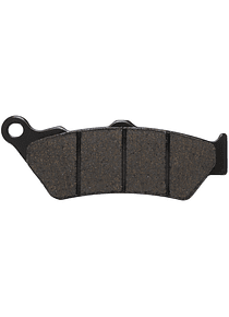 TRW Lucas RAC disc brake pad front/rear sintered metal