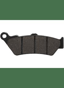 TRW Lucas RAC disc brake pad front/rear sintered metal