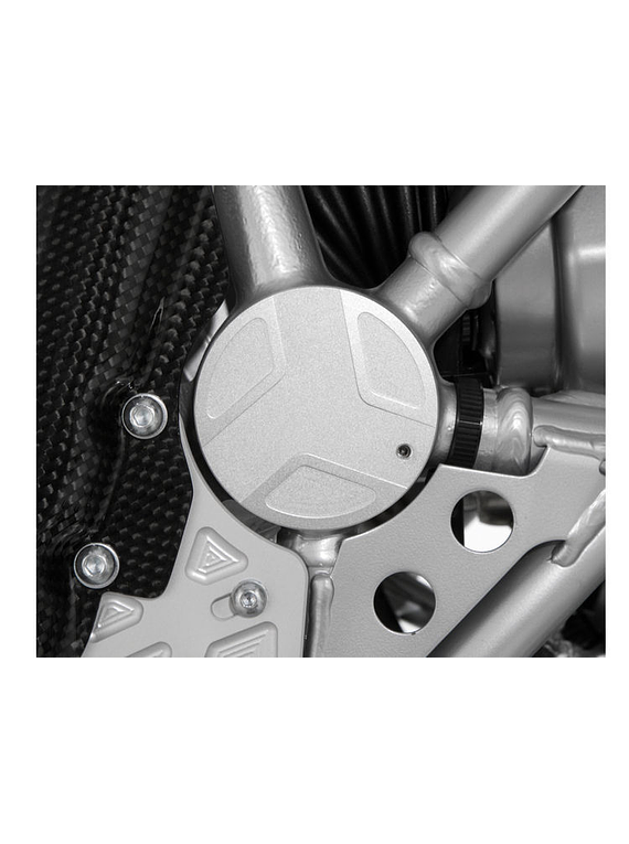 Swingarm pivot covers EDGE design