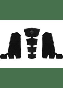 3D CarboRace tank pad kit