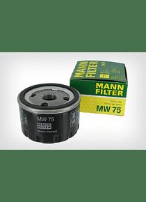 MANN Oil filter
