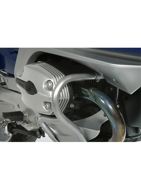 Engine protection bar