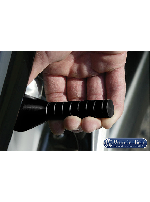 Wunderlich Lifting handle foldable