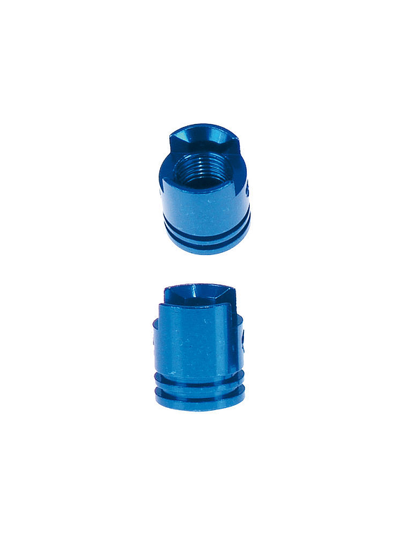 Piston valve cap Not for vehicles with tyre pressure control system