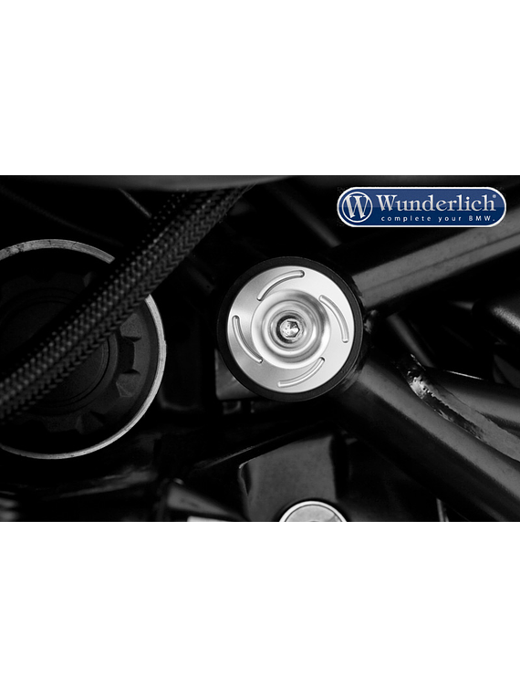 Wunderlich engine bracket cover