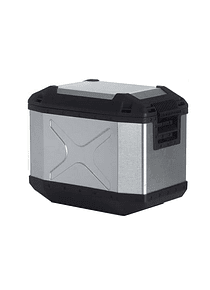 Hepco & Becker Xplorer aluminium single case 40 litres
