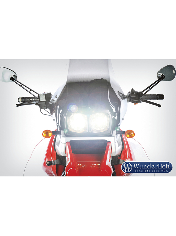 Wunderlich Double headlights DL03 EVO