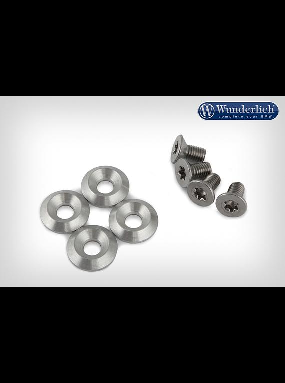 Wunderlich Spare bolts set 8 pieces
