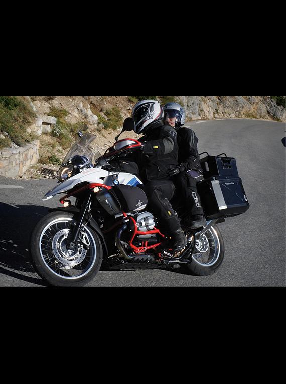 Wunderlich rider seat AKTIVKOMFORT -30mm