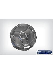 Wunderlich Brake reservoir aluminum cover rear