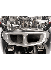 Oil cooler grill