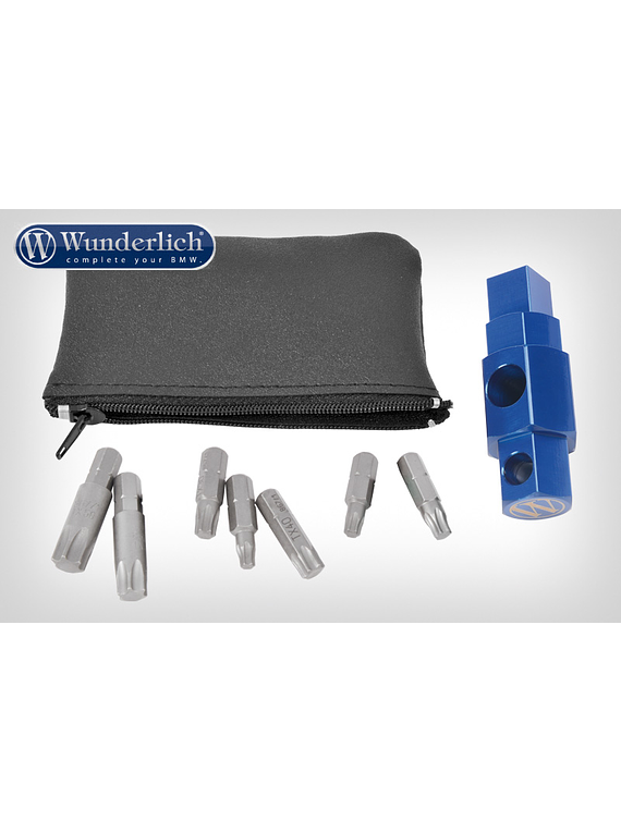 Wunderlich On board tool set
